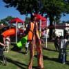 Nuevo espacio verde en Ituzaingó Sur