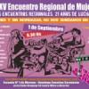 15º Encuentro Regional de Mujeres